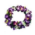 Lei - Dendrobium Orchid - Head Piece from Boulevard Florist Wholesale Market