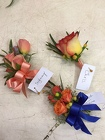 Peach & Orange from Boulevard Florist Wholesale Market