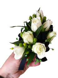 Corsage from Boulevard Florist Wholesale Market