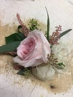 Garden Rose Corsage from Boulevard Florist Wholesale Market