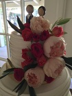 Cake from Boulevard Florist Wholesale Market