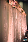 Curtains & Crystals from Boulevard Florist Wholesale Market