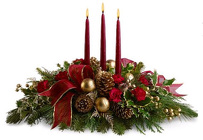 Floral Design Class - Christmas Holiday from Boulevard Florist Wholesale Market