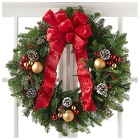 Floral Design Class - Mini - Christmas Wreath & Garland from Boulevard Florist Wholesale Market