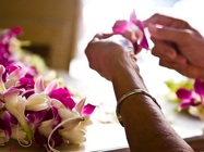 Floral Design Class - Mini Class - Lei Making from Boulevard Florist Wholesale Market