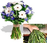 Floral Design Class - Mini Class - European Flower Wrapping from Boulevard Florist Wholesale Market