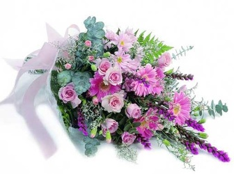 Floral Design Class - Mini - Presentation Bouquet from Boulevard Florist Wholesale Market