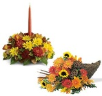 Floral Design Class - Thanksgiving Holiday from Boulevard Florist Wholesale Market