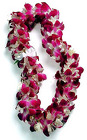 Lei - Tuberose and Orchid from Boulevard Florist Wholesale Market