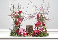 Branch Memorial Garden from Boulevard Florist Wholesale Market