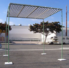 Canopy/Choopa - Large 8x8x6' from Boulevard Florist Wholesale Market