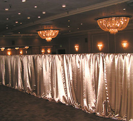 Rental - Room Divider/ Curtain from Boulevard Florist Wholesale Market