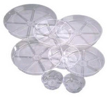 Plastic Liners/ Saucers 4