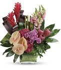 A *Mother's Day Exclusive* - Tahitian Tropics Bouquet from Boulevard Florist Wholesale Market