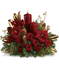 Candlelit Christmas from Boulevard Florist Wholesale Market