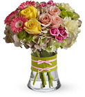 Fashionista Blooms from Boulevard Florist Wholesale Market