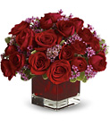 Never Let Go by Teleflora from Boulevard Florist Wholesale Market