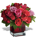 Madly in Love by Teleflora from Boulevard Florist Wholesale Market