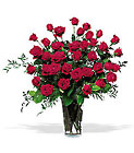 Three Dozen Red Roses from Boulevard Florist Wholesale Market