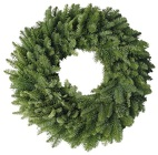 Noble Fir Wreath - 26